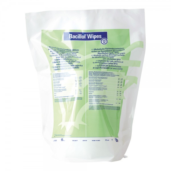Bacillol® Wipes